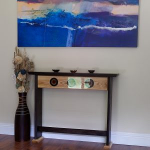 'Arts and Crafts' Style Console Table